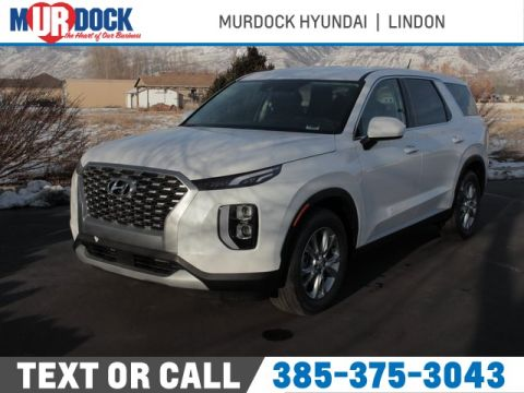 New 2020 Hyundai Palisade SE FWD 4D Sport Utility
